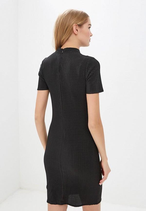 Фото 3 - женское платье Noisy May черного цвета