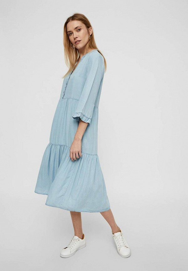 лучшая цена Платье Noisy May Noisy May NO963EWECVL3