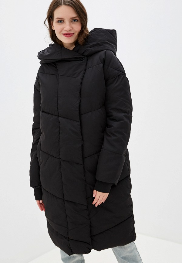 женская куртка noisy may, черная