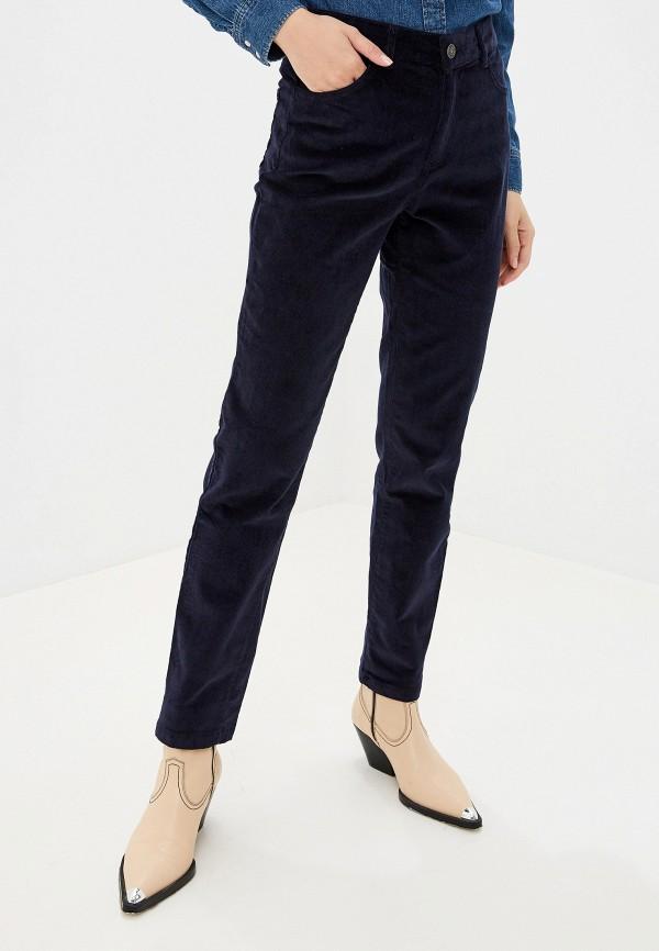 женские повседневные брюки noisy may, синие