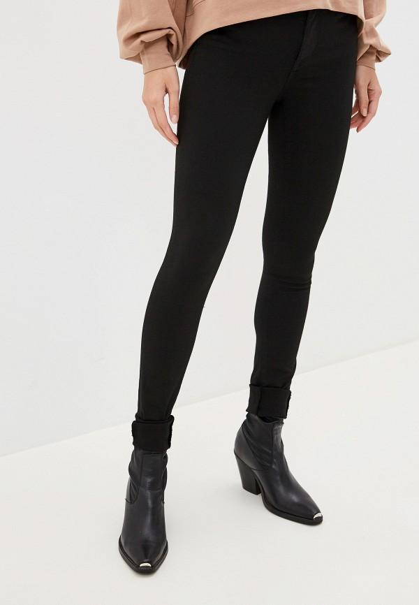 женские джинсы noisy may, черные