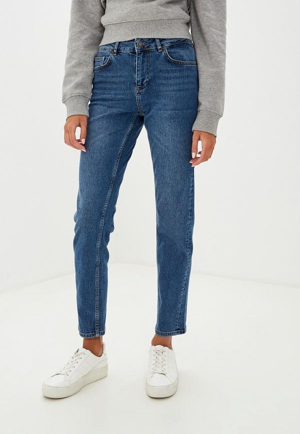 женские прямые джинсы noisy may, синие