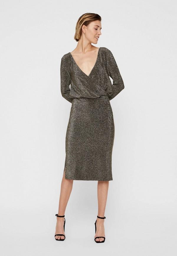 лучшая цена Платье Noisy May Noisy May NO963EWGLDW1