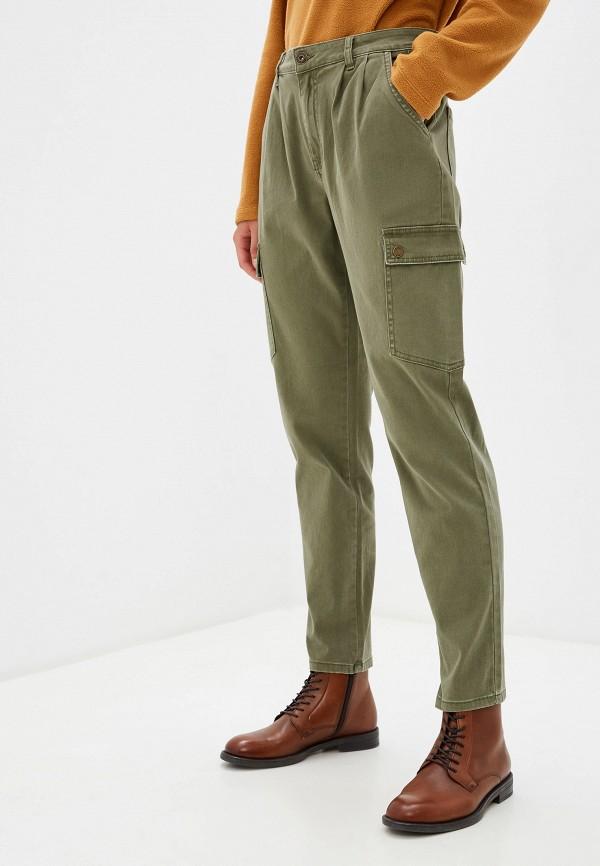 женские брюки noisy may, серые