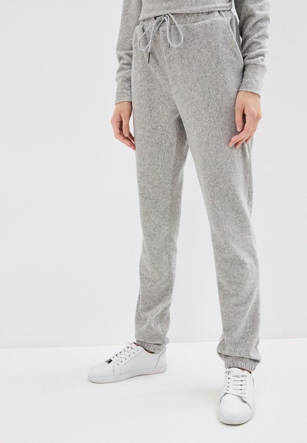 женские спортивные брюки noisy may, серые