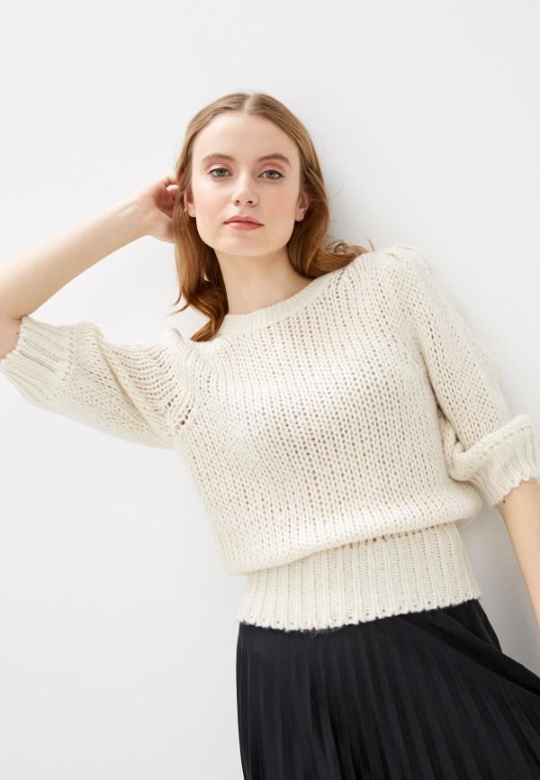 женский свитер noisy may, бежевый