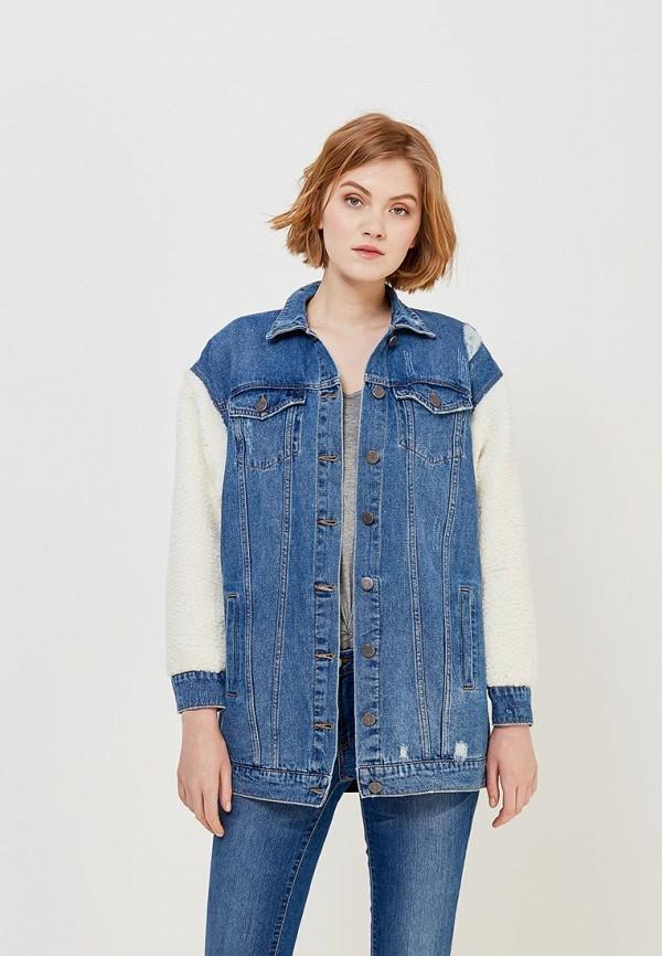 Куртка джинсовая Noisy May Noisy May NO963EWZJU68 цена 2017