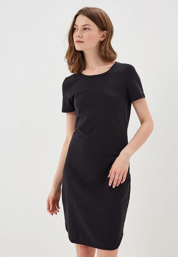 Купить женское платье Noisy May черного цвета