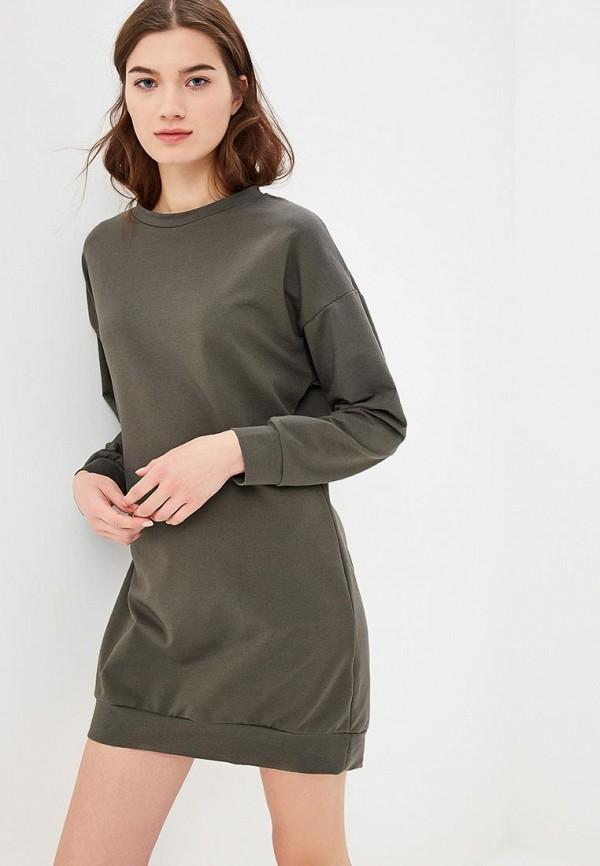 женское платье numinou, хаки