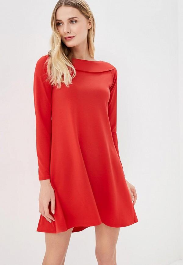 женское платье numinou, красное