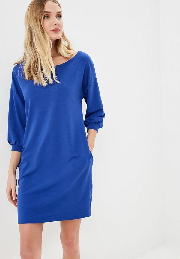женское платье numinou, синее