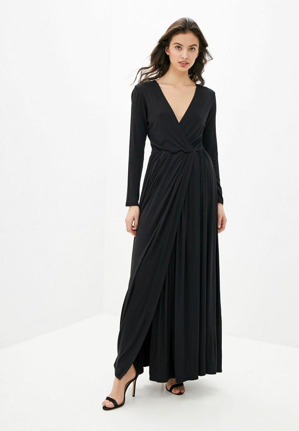 женское вечерние платье numinou, черное