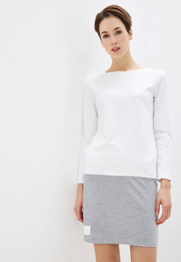 женское повседневные платье numinou, белое