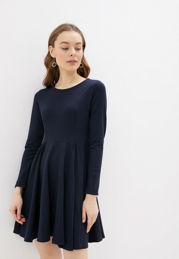 женское повседневные платье numinou, синее