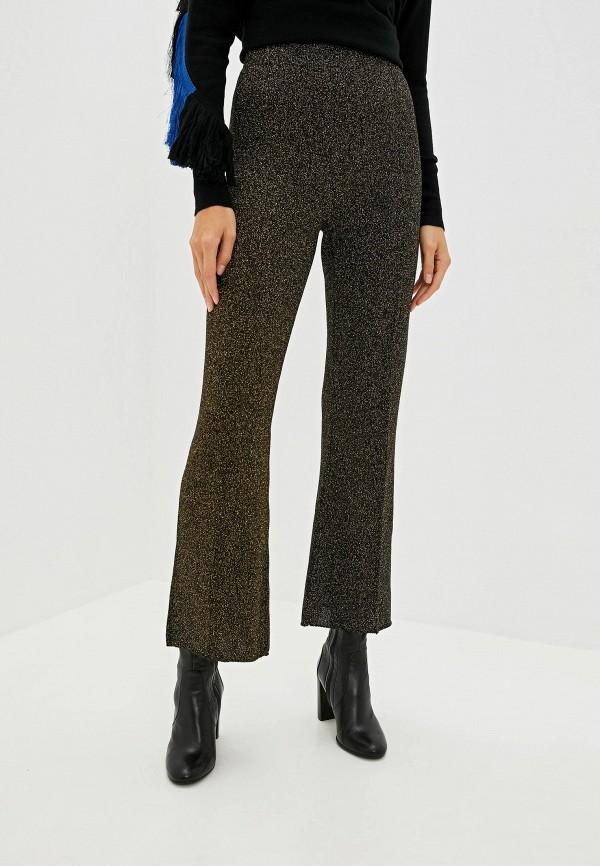 женские повседневные брюки nude, коричневые
