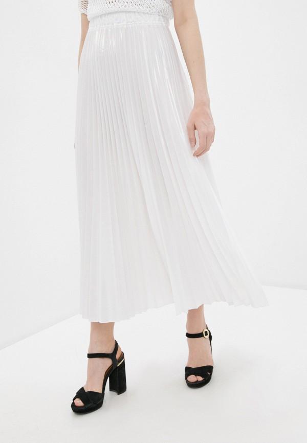 женская юбка nude, белая