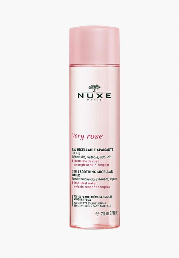 женская мицеллярная вода nuxe