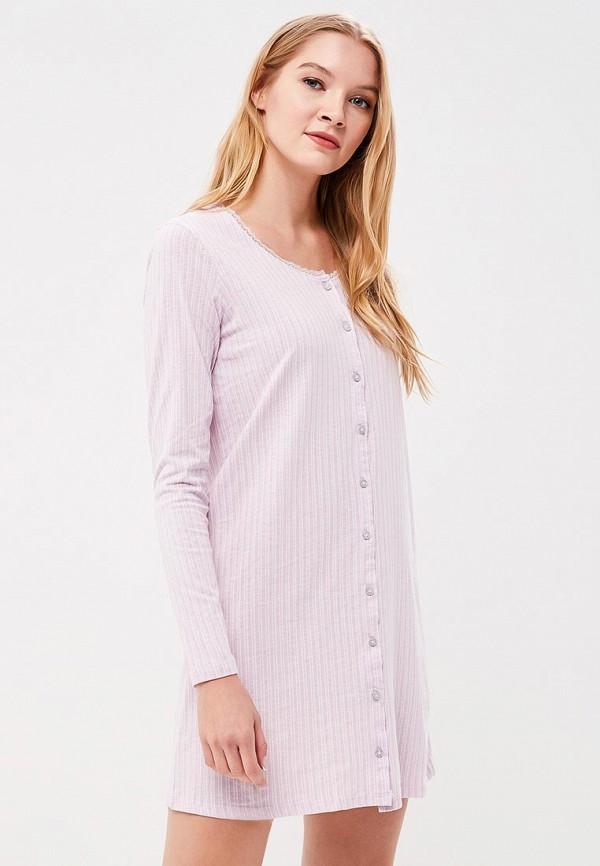 Купить Сорочку ночная NYMOS розового цвета