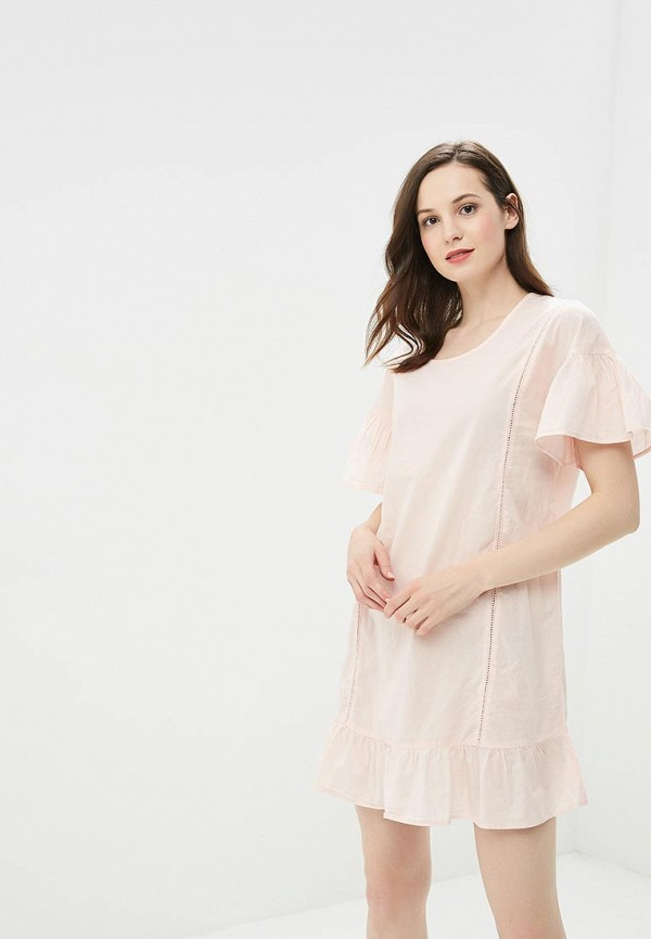 Купить Сорочка ночная NYMOS, NY002EWBIBE6, розовый, Весна-лето 2018