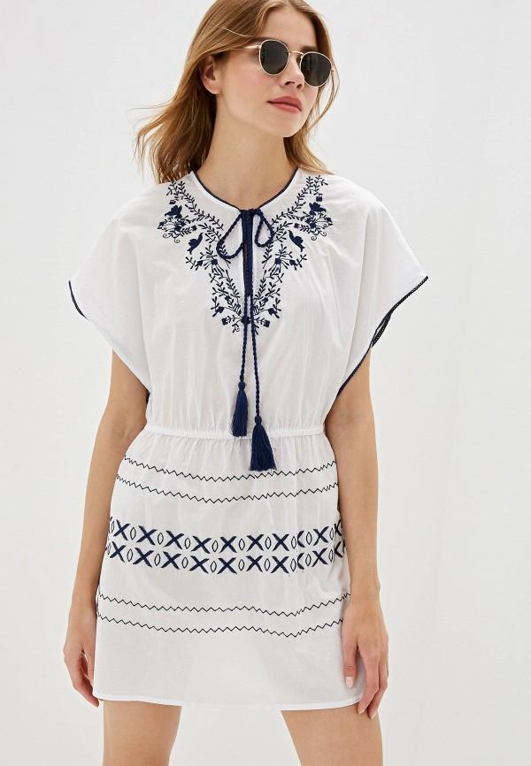 Платье пляжное NYMOS NYMOS NY002EWEKZW7 платье домашнее nymos nymos ny002ewcguj3
