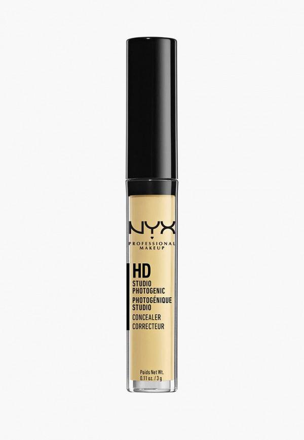женский консилер nyx professional makeup, желтый