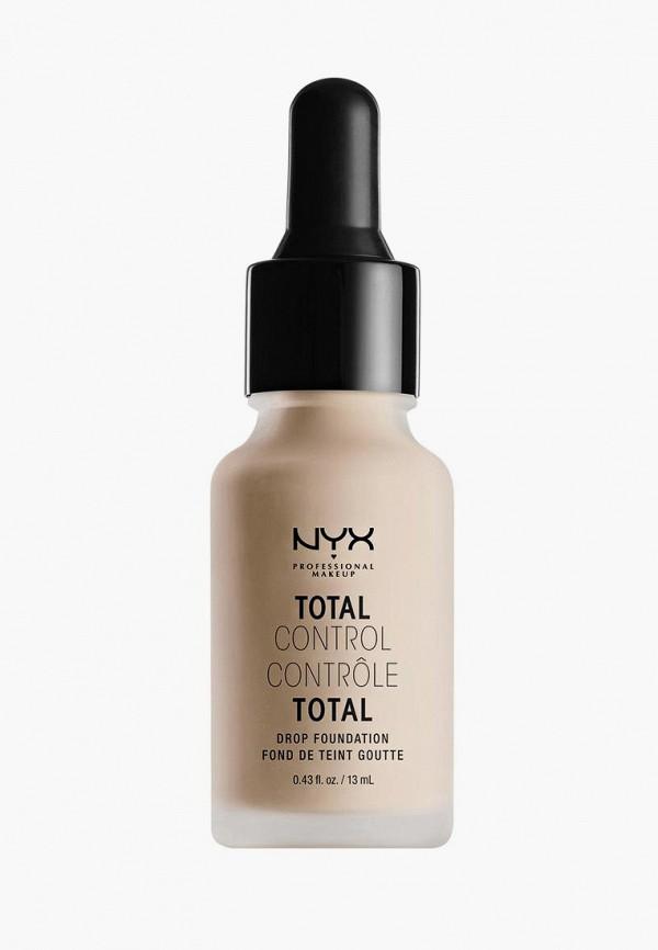 Тональное средство Nyx Professional Makeup