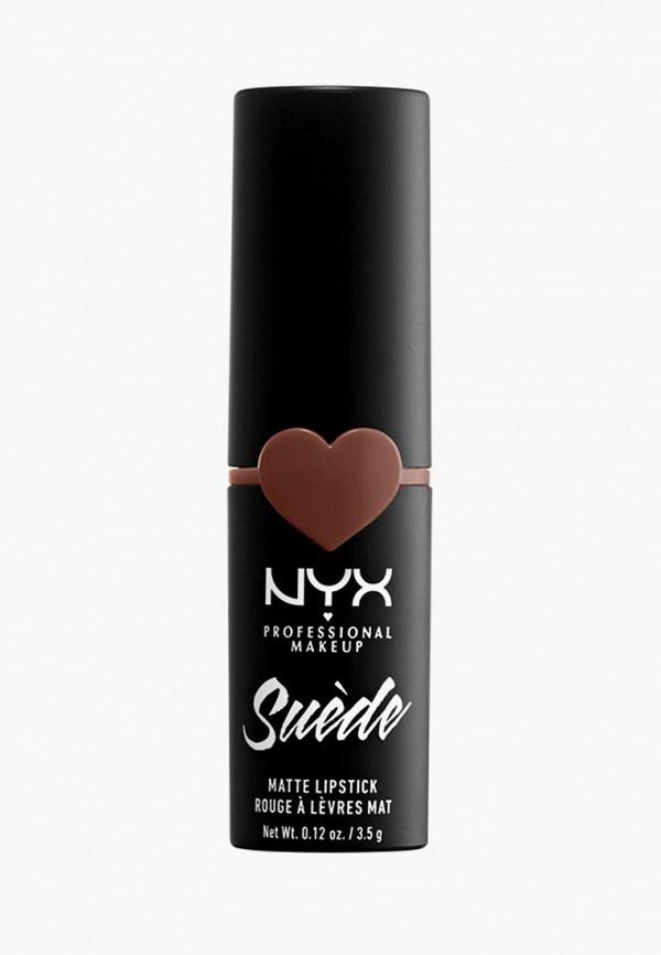 женская помада nyx professional makeup, голубая