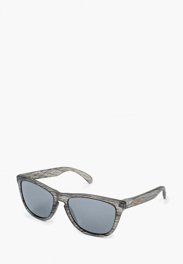 Очки солнцезащитные Oakley Oakley OA001DUQBH05 очки oakley frogskin lx banded green grey polarized