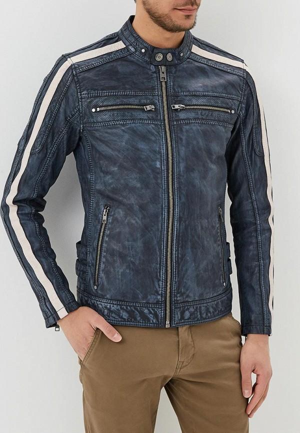 Куртка кожаная Oakwood Oakwood OA002EMAFPO6