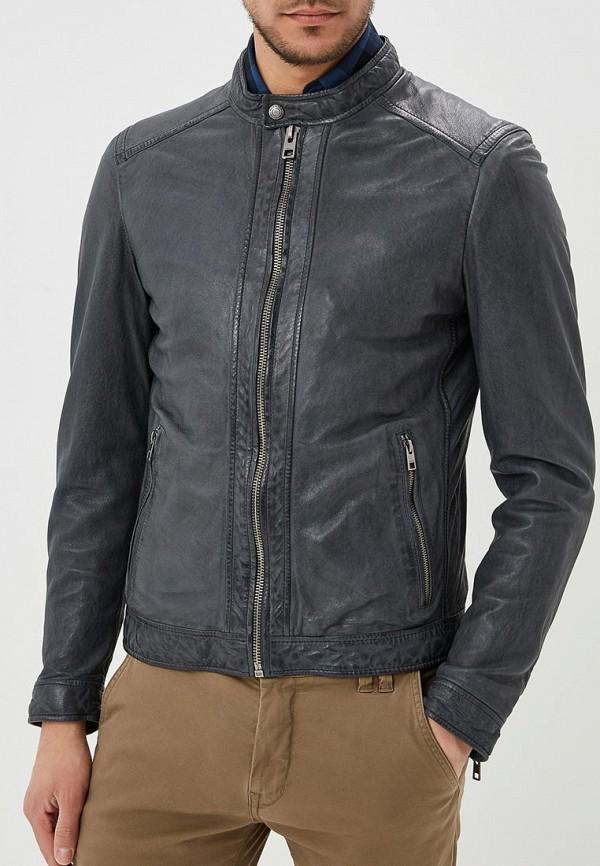 Куртка кожаная Oakwood Oakwood OA002EMAFPO8 цена
