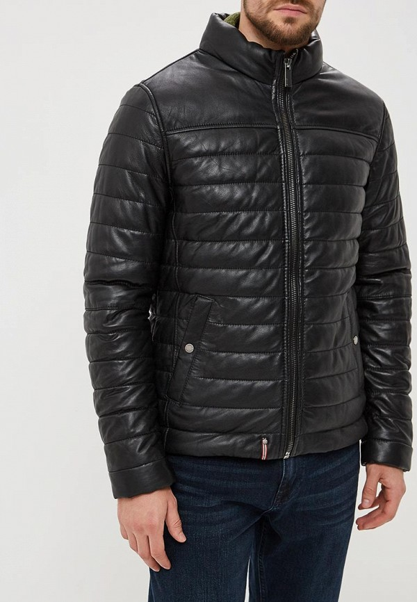 Куртка  черный цвета