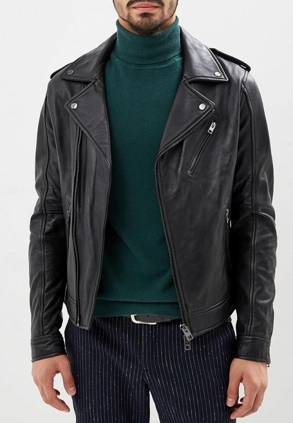Куртка кожаная Oakwood Oakwood OA002EMBSVC7 куртка утепленная oakwood oakwood oa002emjjj82