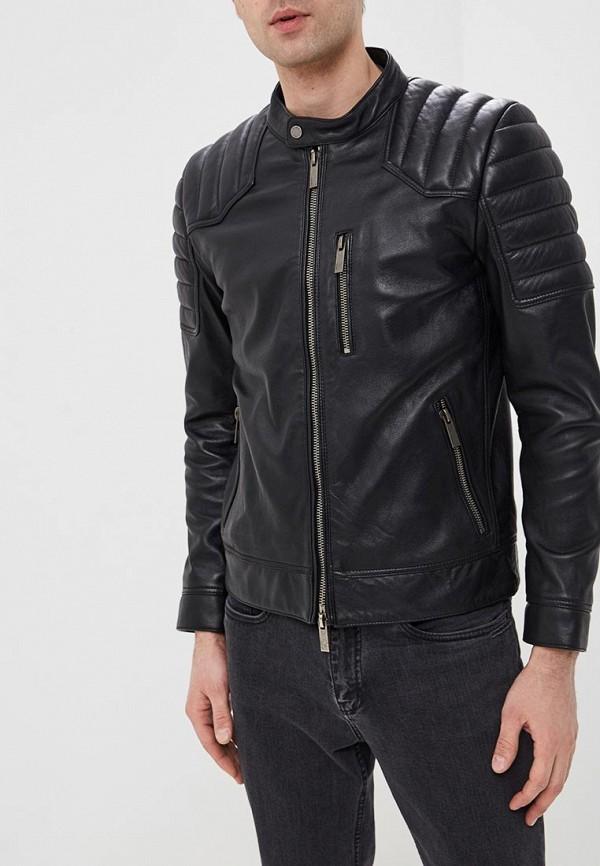 Куртка кожаная Oakwood Oakwood OA002EMDVTN1 куртка кожаная oakwood oakwood oa002ewppl51
