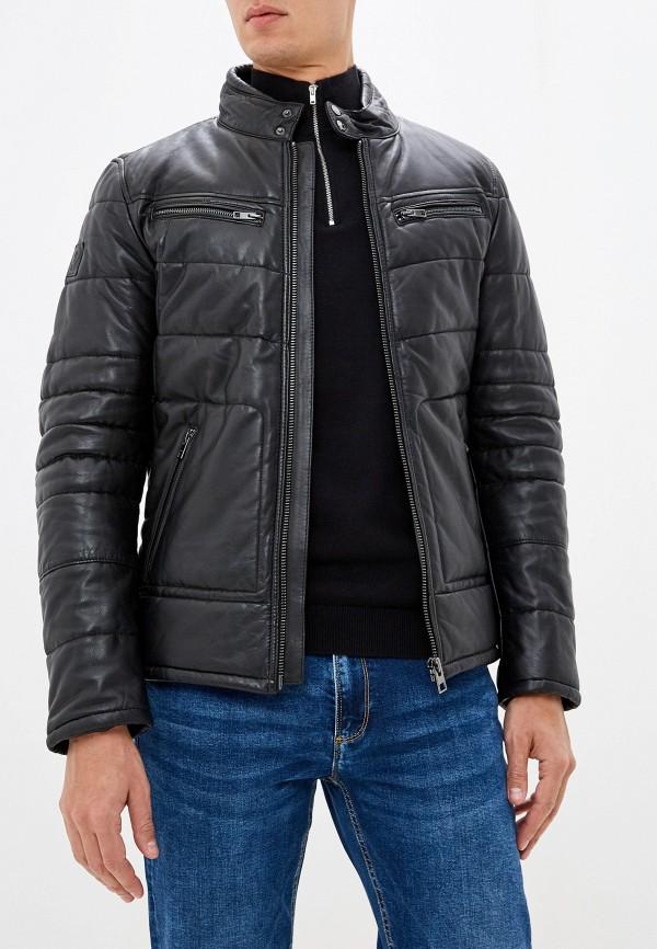 Куртка кожаная Oakwood Oakwood OA002EMGPTW2 куртка кожаная oakwood oakwood oa002ewppl51
