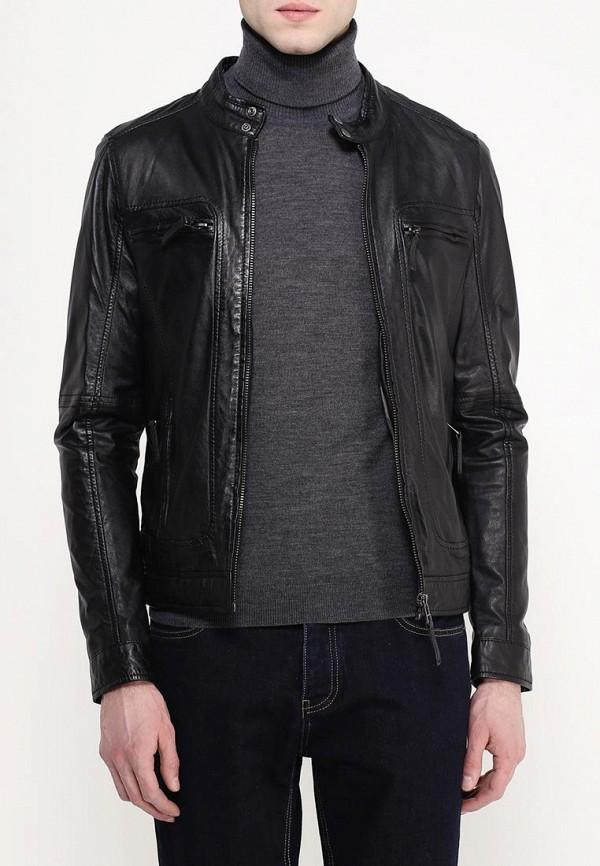 Куртка кожаная Oakwood Oakwood OA002EMHQE04
