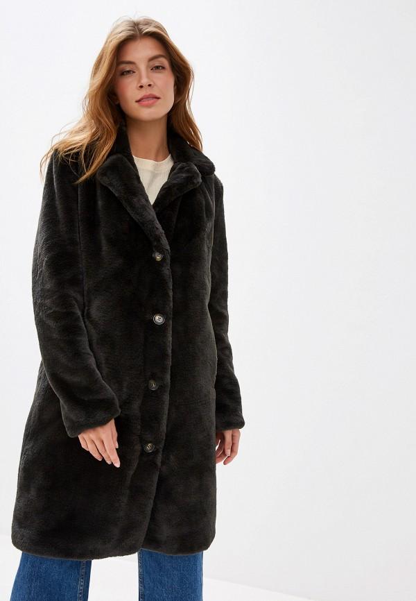 Шуба Oakwood Oakwood OA002EWGFTB3 куртка кожаная oakwood oakwood oa002ewppl51
