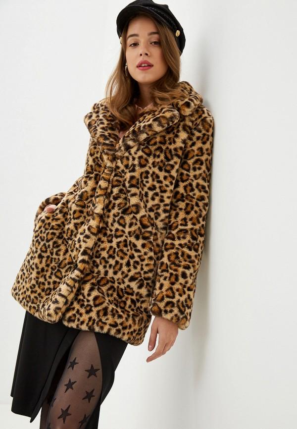Шуба Oakwood Oakwood OA002EWGFTD4 куртка кожаная oakwood oakwood oa002ewppl51