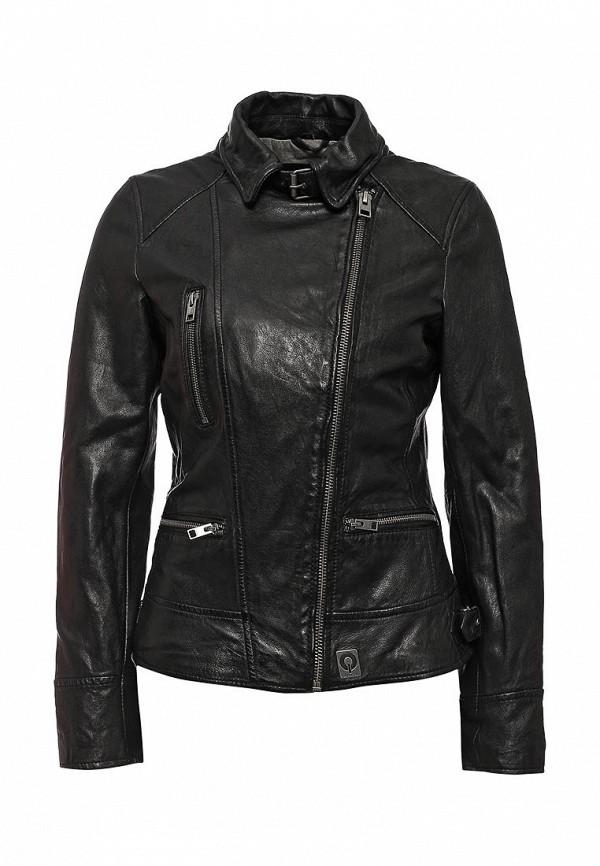 Куртка кожаная Oakwood Oakwood OA002EWJJJ99 куртка утепленная oakwood oakwood oa002emjjj82