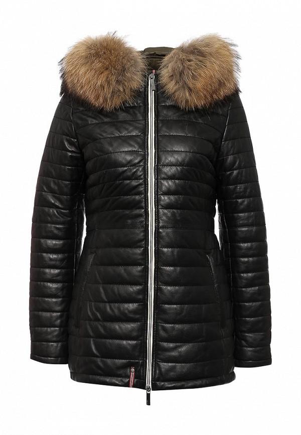 Куртка кожаная Oakwood Oakwood OA002EWJQF26
