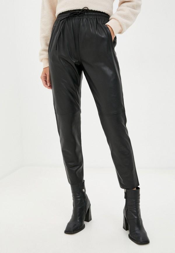 женские брюки oakwood, черные