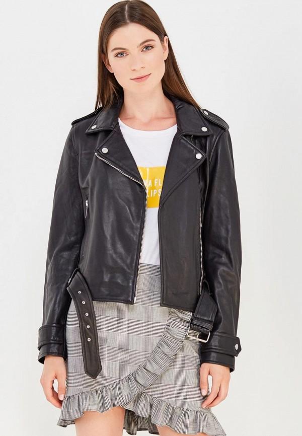 Куртка кожаная Oakwood Oakwood OA002EWWFF75
