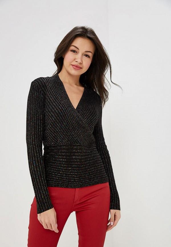 женский пуловер oasis, черный