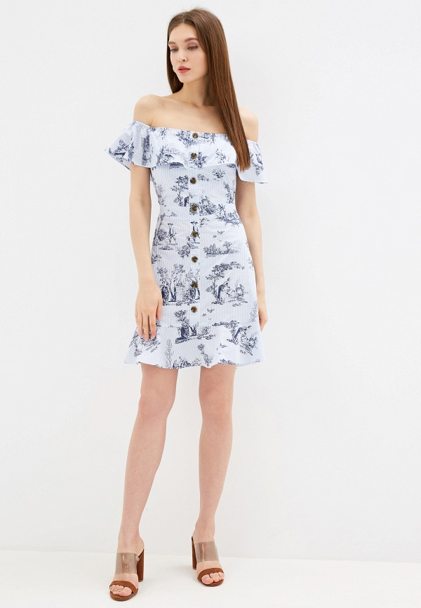 Платье Oasis Oasis OA004EWGBHW2