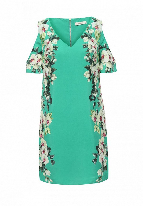 Платье Oasis Oasis OA004EWTGU47 oasis 19549863
