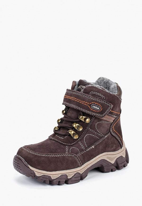 Ботинки для мальчика Obba 52272952