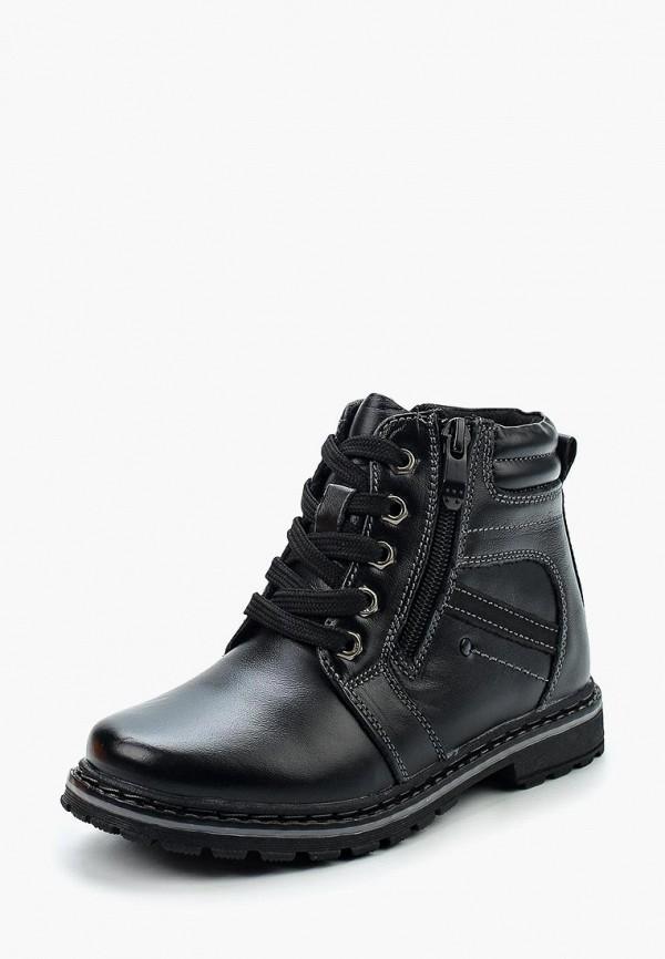 Купить Ботинки Obba, OB002ABUVL60, черный, Осень-зима 2017/2018