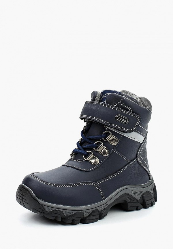 Купить Ботинки Obba, OB002ABXUR28, синий, Осень-зима 2017/2018