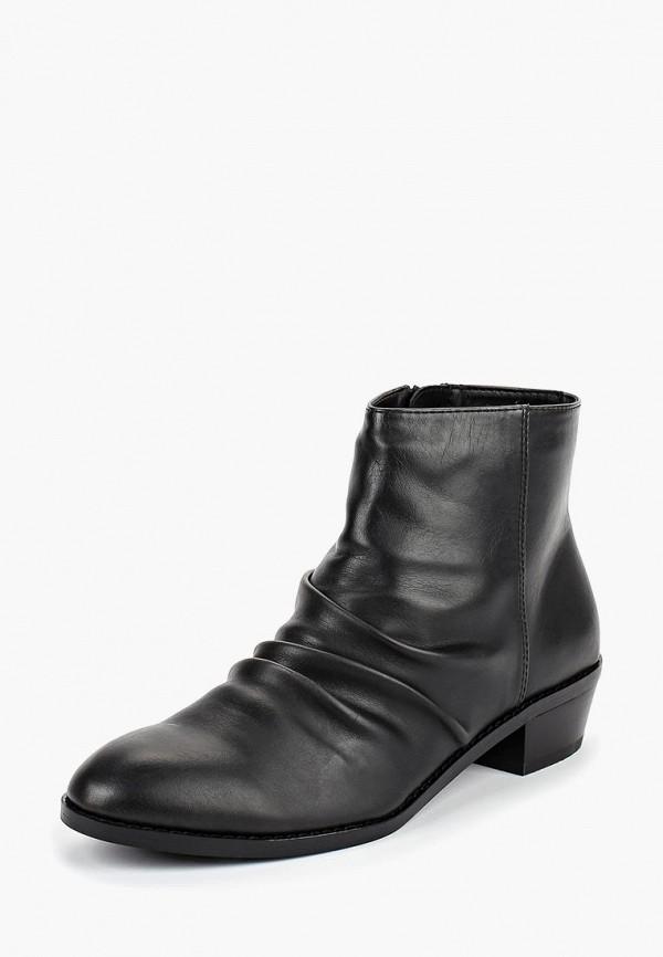 женские ботинки obsel, черные