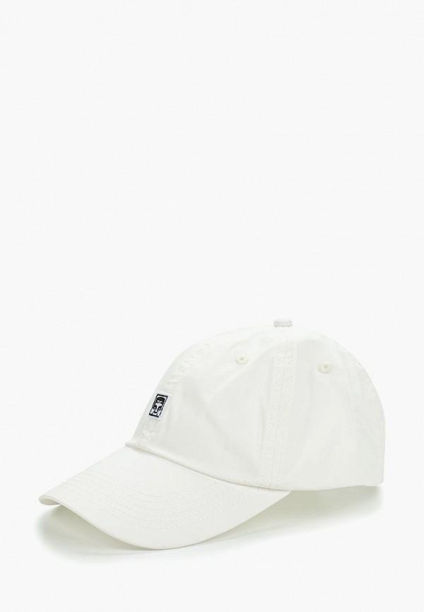 Купить Бейсболка Obey, OB006CMAFIK3, белый, Весна-лето 2018