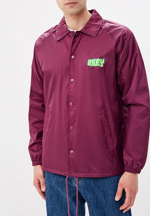 Куртка Obey Obey OB006EMAFIL9 педаль compressor и equalizer strymon ob 1
